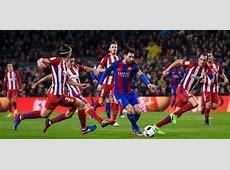 Copa del Rey El Barça se ha olvidado de jugar al fútbol