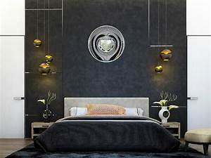 10 Luxury Black And White Bedrooms Ideas