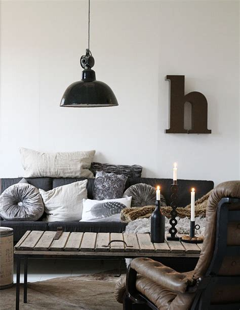 chic living room ideas 30 stylish and inspiring industrial living room designs Industrial