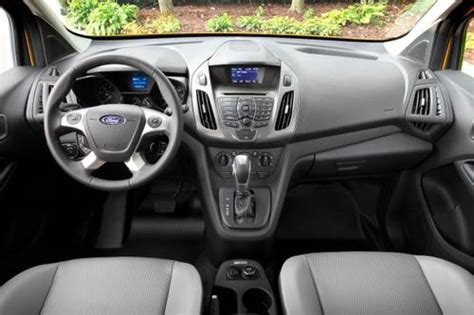 ford transit connect minivan pictures