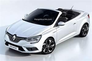 Renault Megane Cabriolet Occasion : renault megane cabriolet design par theophilus chin ~ Gottalentnigeria.com Avis de Voitures
