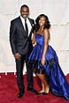 Idris Elba brought his gorgeous daughter, Isan, to the ...