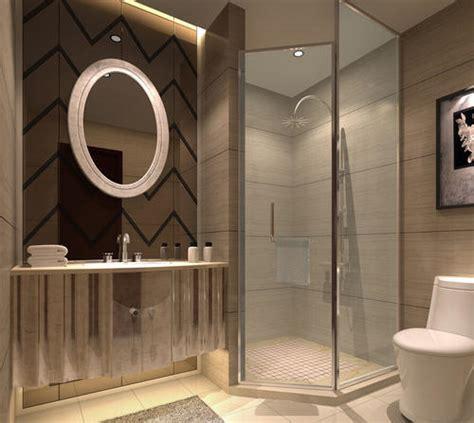complete washroom design  interior  sector