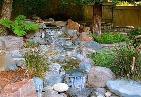 Steingarten Mit Wasserlauf by Beeindruckender Steingarten Mit Bachlauf Mit Nat 252 Rlichem