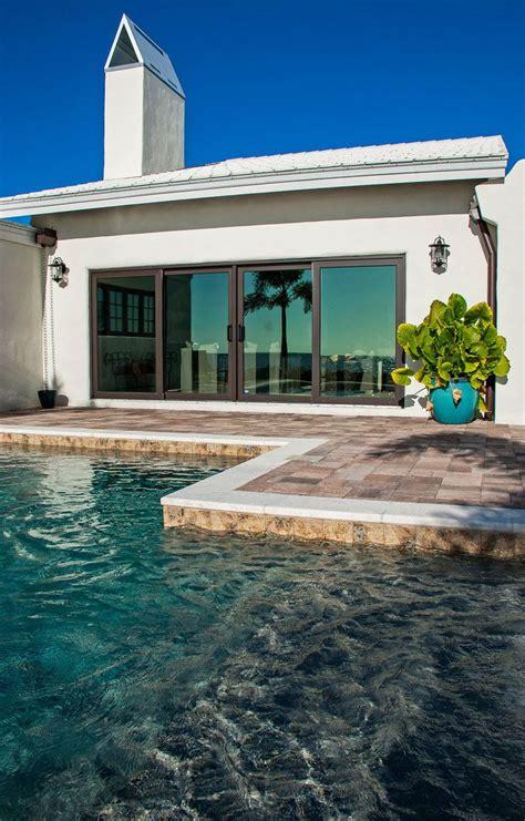 Modern — Sekas Custom Pools   Custom pools, Small backyard ...