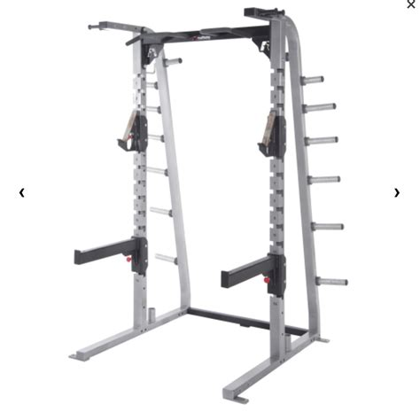 fitness gear pro half rack promaxima 17 strength package primo fitness