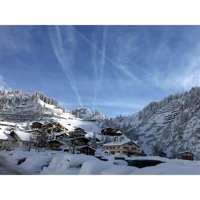 Epic Conditions at Arlberg Austria - SnowBrains
