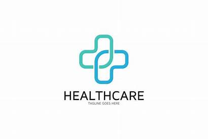 Hospital Healthcare Template Professional Health Logos Symbol