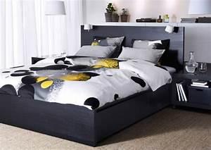 Lit Double Avec Rangement : les lits 2015 de chez ikea 10 photos ~ Teatrodelosmanantiales.com Idées de Décoration