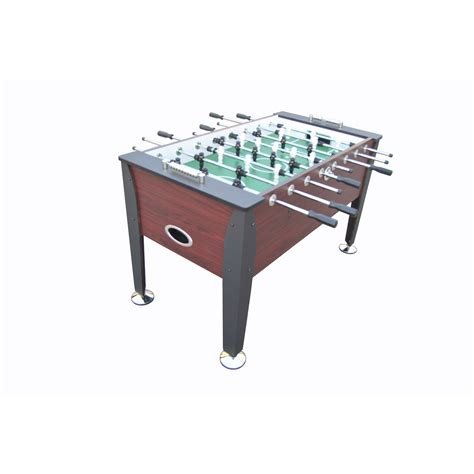full size foosball table sportcraft 57 inch foosball table game fitness sports