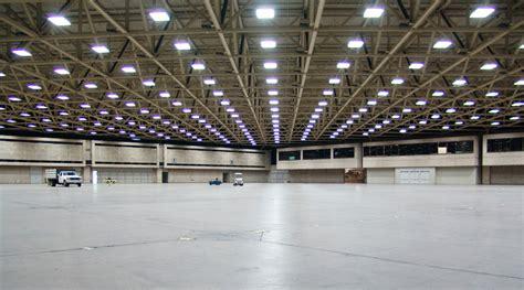 industrial led lighting omnitech lighting