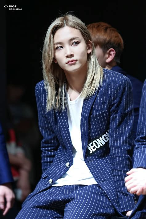 SEVENTEEN JeongHan's Drastic Hair Changes Since Debut To