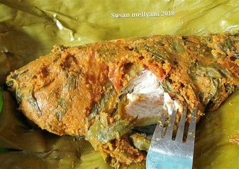 Resep pepes ikan mas, tambah daun kemangi biar harum. Resep Pepes ikan mas oleh Susan Mellyani   Resep   Resep ...