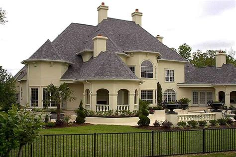 Luxury House Plan- European Home Plan #134-1326