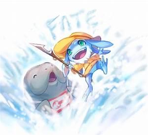 Fizz - League of Legends Fan Art (36169795) - Fanpop