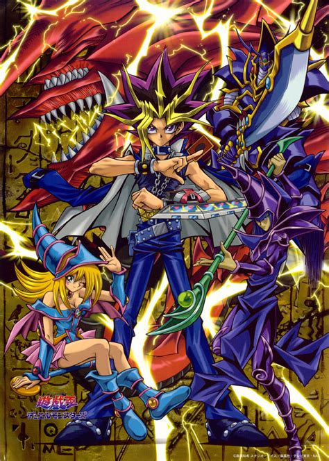 Yugioh  Lady Geek Girl And Friends