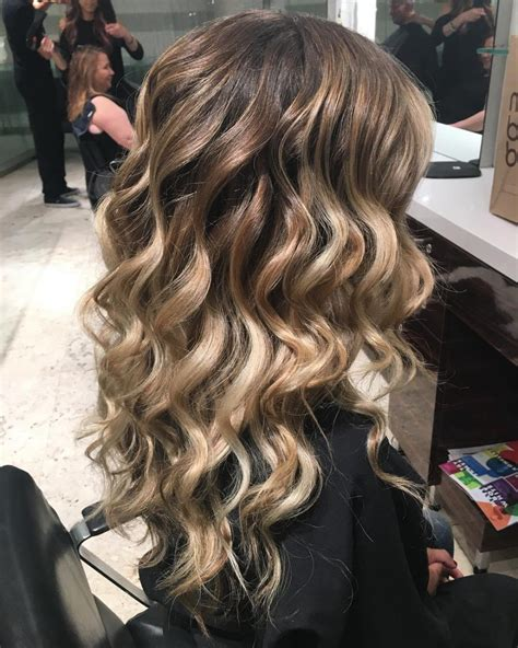 curly hairstyles  prom