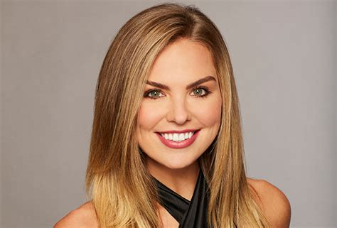 The Bachelorette Hannah Brown Named Season Star On Abc Tvline