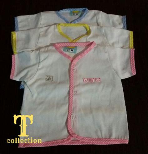 jual baju bayi lengan pendek 3 pcs di lapak mehru thiyamehru