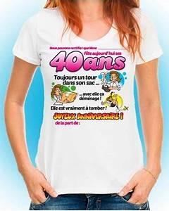 Idée Cadeau 40 Ans Femme : idee cadeau original pour femme de 40 ans ~ Teatrodelosmanantiales.com Idées de Décoration