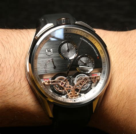 tag heuer watches tag heuer mikropendulums watch first magnetic double