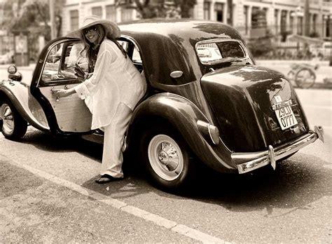 Citroen 16 Six (1951)