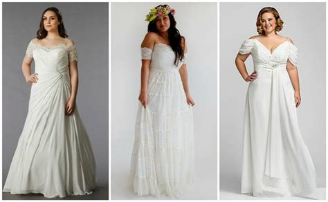 Wedding Dresses Plus Size : 45 Of The Most Gorgeous Plus Size Wedding Dress For Curvy