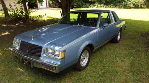 1987 Buick Regal Turbo by 1987 Buick Regal Turbo T Pkg Classic Buick Regal 1987