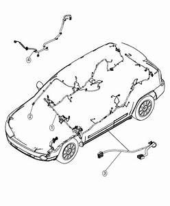 Jeep Compass Wiring  Header   Rr View Auto Dim Mirror W