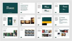 Studio Output Creates Bbc Stories Brand For  U0026quot News Plus