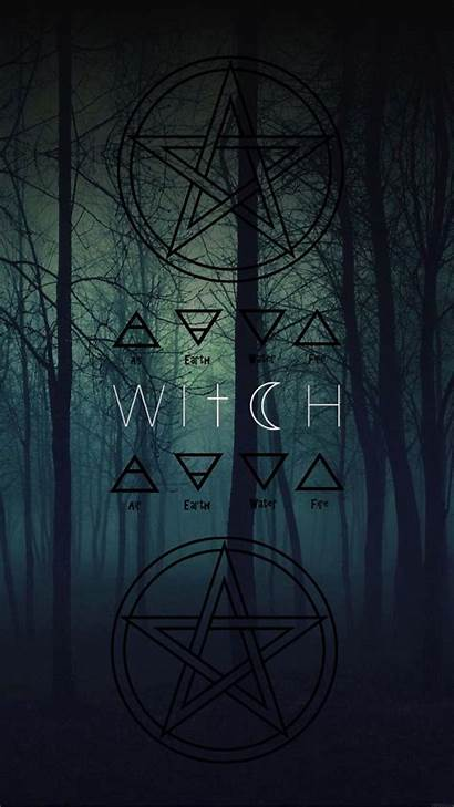 Aesthetic Witch Wicca Witchcraft Wallpapers Wiccan Pagan