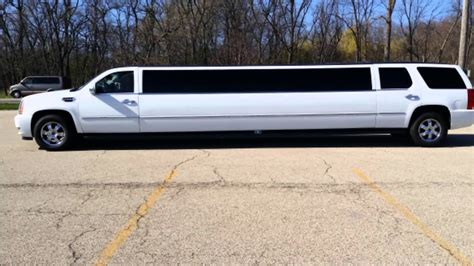 Stretch Limousine by Felder Proposes Stretch Limousine Safety Act Matzav