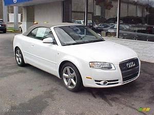 Audi A4 2008 : 2008 ibis white audi a4 3 2 quattro cabriolet 7790501 ~ Dallasstarsshop.com Idées de Décoration