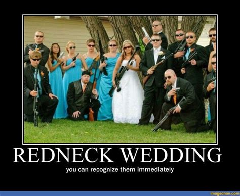 Pin by Annie H on oh the funny rednecks | Funny wedding ...
