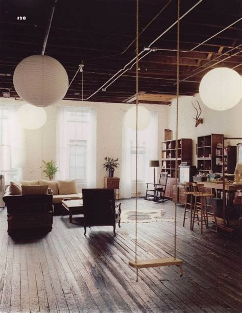 dream decorators indoor swing  living room