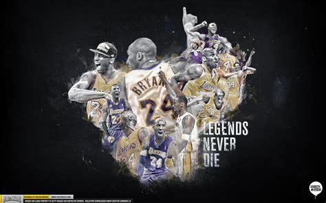 Kobe Bryant Legend Wallpaper By Ishaanmishra On Deviantart