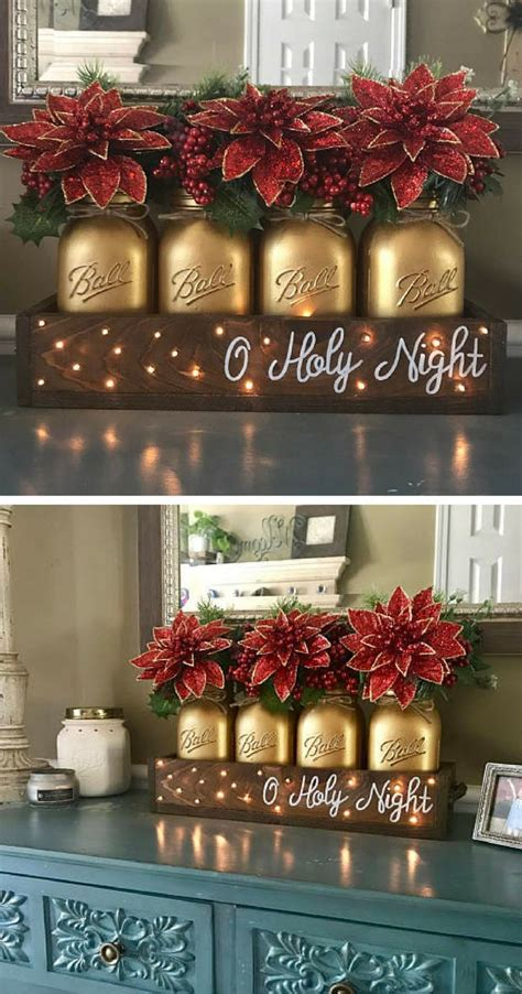 christmas table decor christmas centerpiece christmas