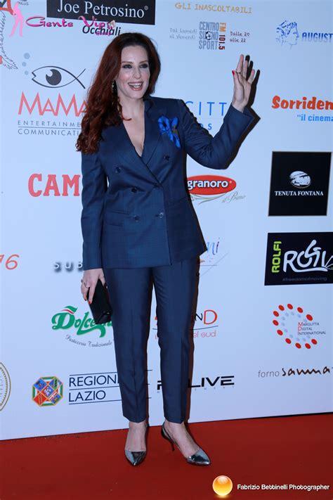 cosetta turco bikini vip sul red carpet del sorridendo film festival 2016 le foto