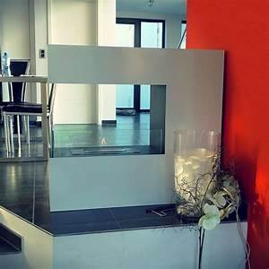 Chauffage à L éthanol : cheminee ethanol romane ~ Premium-room.com Idées de Décoration
