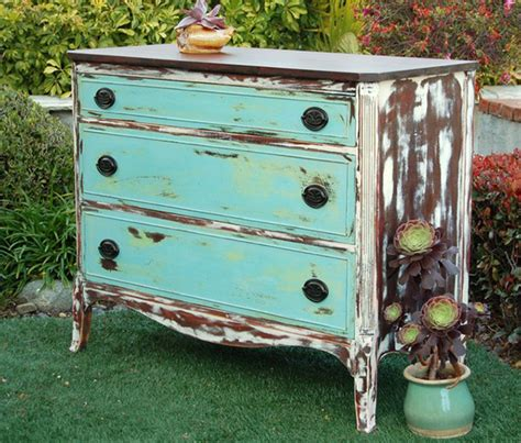 of cottage green shabby chic furniture chalk paint 1 litre get a shabby chic feel with 15 distressed wooden dressers Best