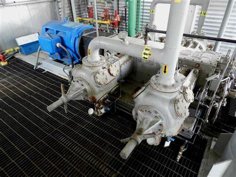 Used 450hp Ariel Jgw/4 Gas Compressor For Sale