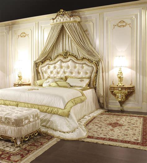 baroque classic bed art  vimercati classic furniture