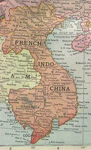 Big Blue 1840-1940: Indochina (French Indochina)
