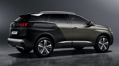 2016 Peugeot 3008 GT - Wallpapers And HD Images
