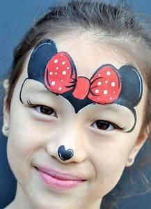 Maquillage D Halloween Pour Fille : maquillage halloween fille simple notre choix d 39 id es mignonnes ou effrayantes ~ Melissatoandfro.com Idées de Décoration