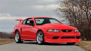 2000 Ford Mustang SVT Cobra R with just 480 miles heads to auction