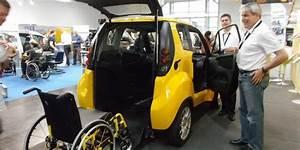 Vibration Voiture En Roulant : kenguru la voiture lectrique conduire de son fauteuil roulant faire face toute l ~ Gottalentnigeria.com Avis de Voitures