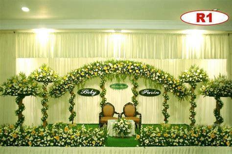 christian wedding stage  kerala decorations wedding
