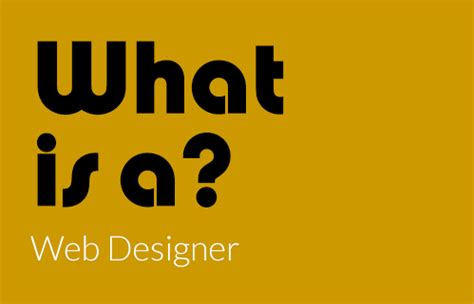 what is web design what is a web designer description freshgigs ca