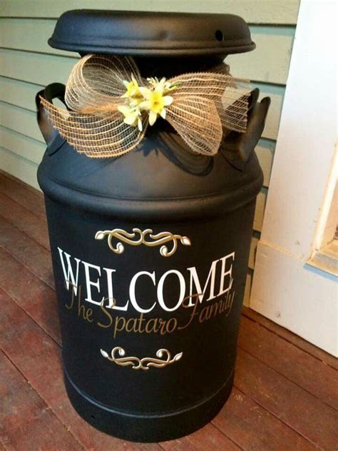 christmas milk can ideas pinterest 25 best ideas about milk can decor on foyer table decor crate decor and country